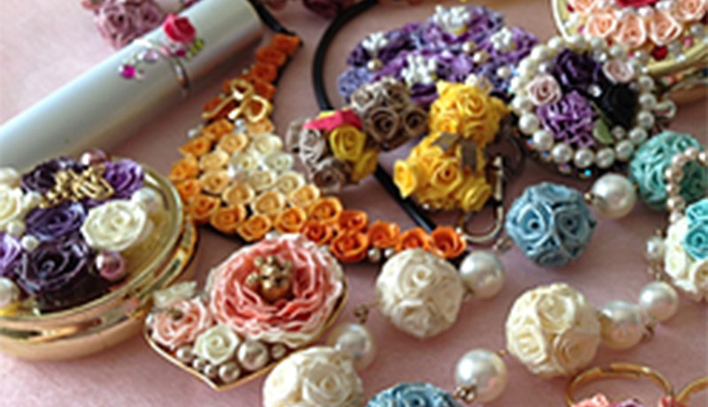 Wako Jewelry Rose Palette ローズパレットメイン画像